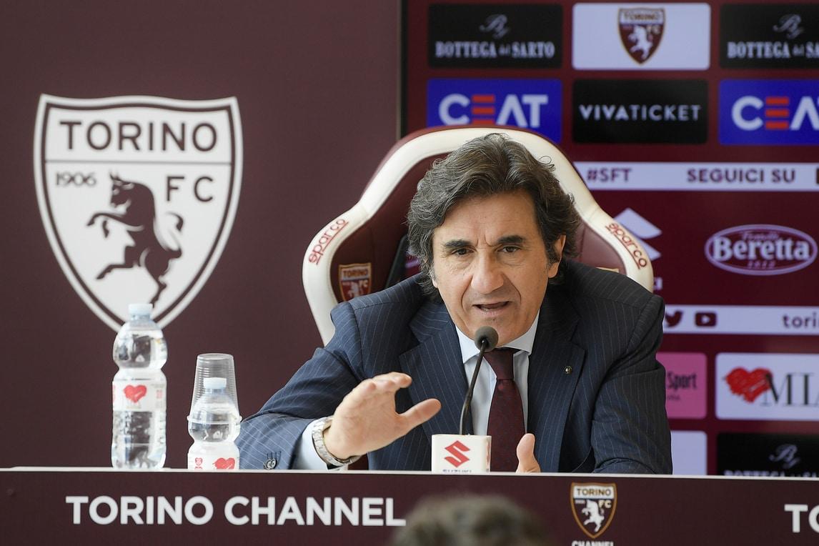 Torino, senti Cairo: