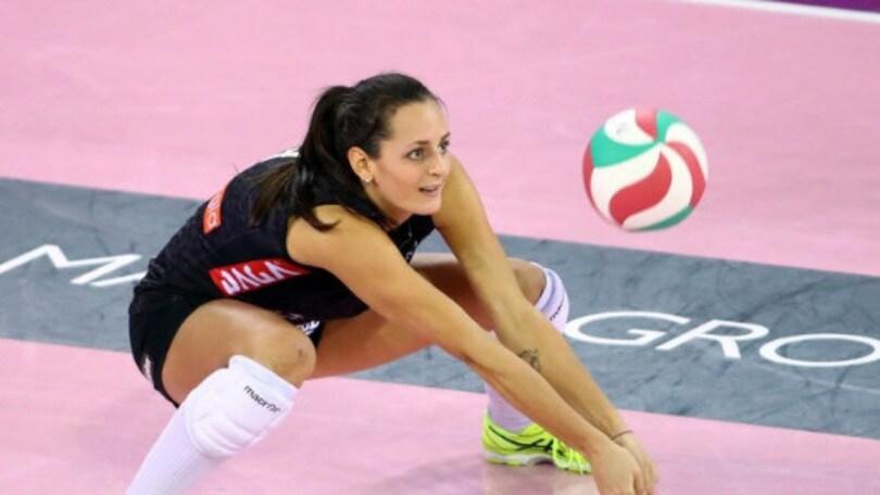 Caterina Bosetti ha scelto Novara