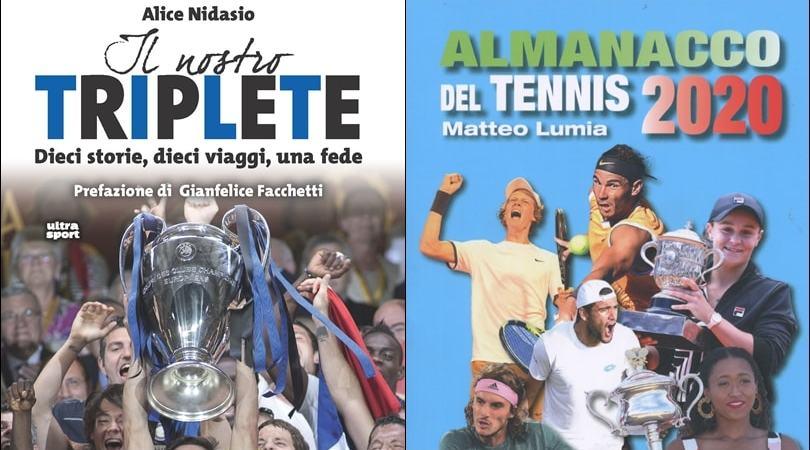 Il Triplete dei tifosi e l'almanacco del Tennis