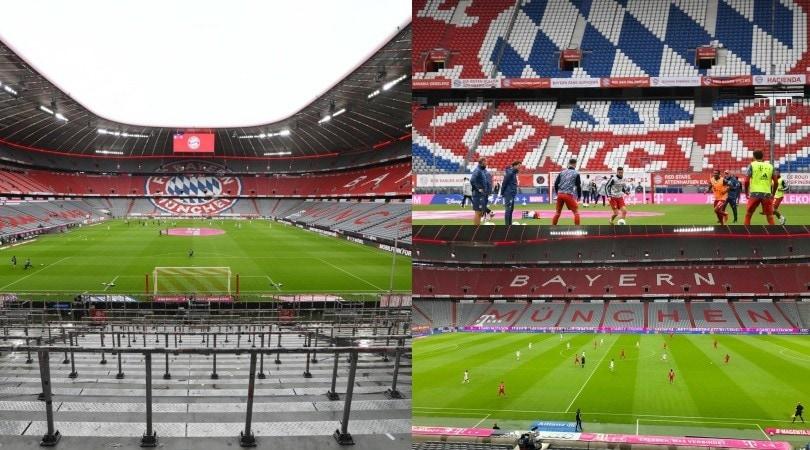 Bayern Monaco, è la prima assoluta a porte chiuse: il fascino dell'Allianz Arena