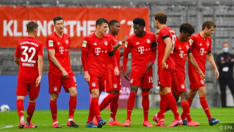 Bundesliga, il Bayern risponde al Borussia. La Liga riparte l'8 giugno