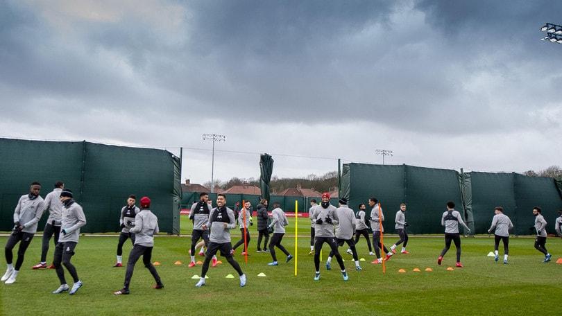 La Premier League dà l'ok agli allenamenti con il contatto fisico