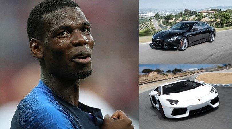 Tra Lamborghini e Ferrari: tutte le supercar di Pogba FOTO