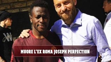 Dramma nel calcio: muore l'ex Roma Joseph Perfection per un arresto cardiaco