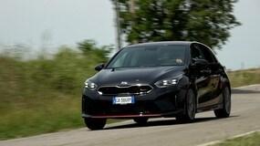 Kia Ceed GT, ecco la prova VIDEO