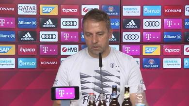 "Flick: ""Lewandowski-Haaland, paragone impossibile"""