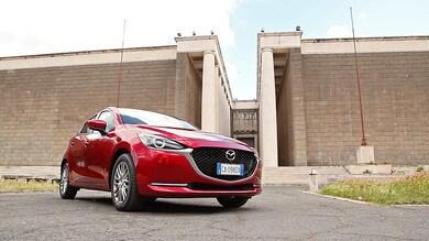 Video: Mazda2, la piccola ammiraglia