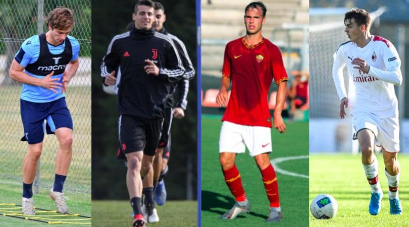 Serie A, i Primavera che possono trovare spazio alla ripresa