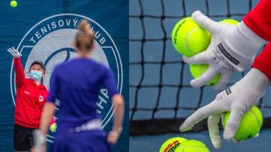 Coronavirus, in Repubblica Ceca riparte il tennis: ecco come