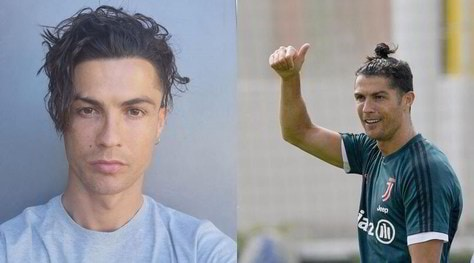 Juve, Ronaldo cambia look e chiede al web:
