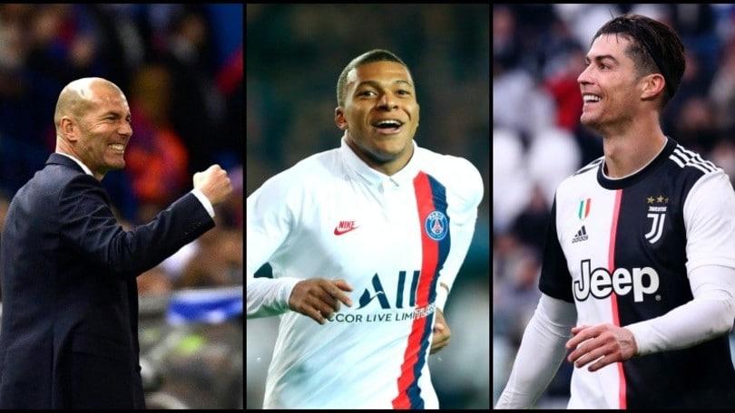 Mbappé e i suoi modelli: