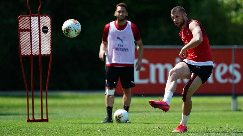 Pioli senza Ibrahimovic prepara due Milan