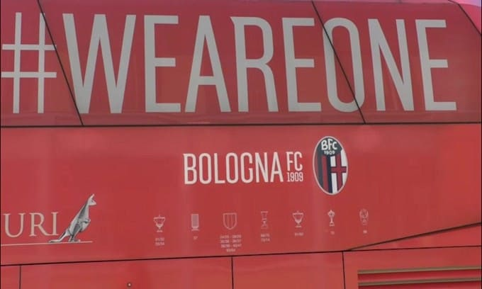 Niente quarantena per il Bologna