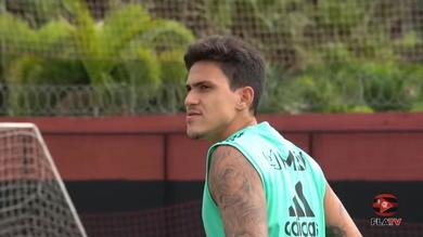 Il Flamengo di Gabigol torna ad allenarsi