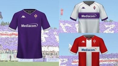 Fiorentina, prime indiscrezioni sulle maglie 2020-2021