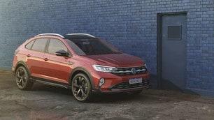 Volkswagen Nivus: le immagini