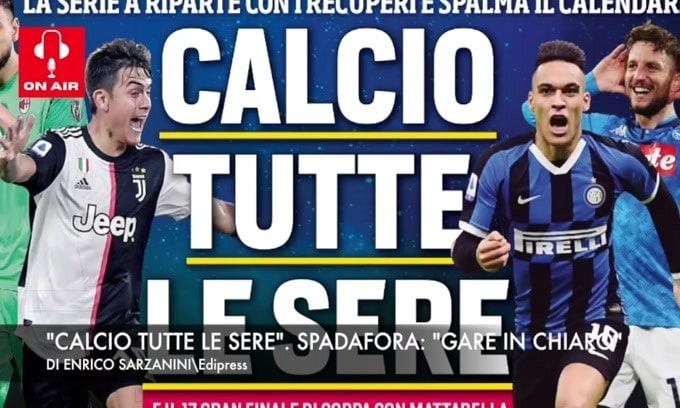 """""""Calcio tutte le sere"""". Brescia, gelo Balotelli-Cellino"""