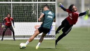 Juve, Ronaldo sfida Pinsoglio: chi ha vinto?