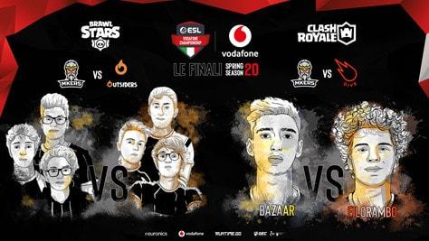 Si conclude lo Spring Split dell'ESL Vodafone Championship
