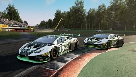 Lamborghini entra nel mondo esport con The Real Race