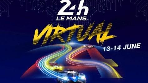 Anche la Ferrari alla Virtual 24H di Le Mans