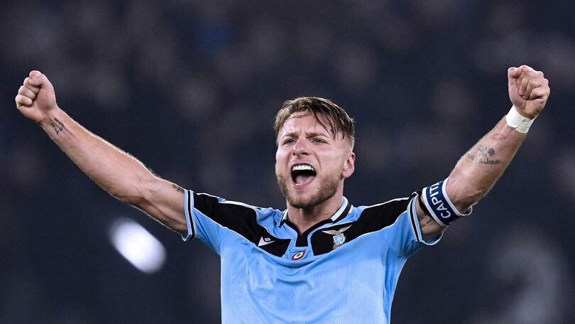 """Immobile: """"La Lazio non molla, pronti a tirare fuori tutto"""""""