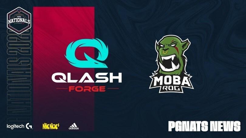 MOBA e QLASH salutano il PG Nationals Summer Season