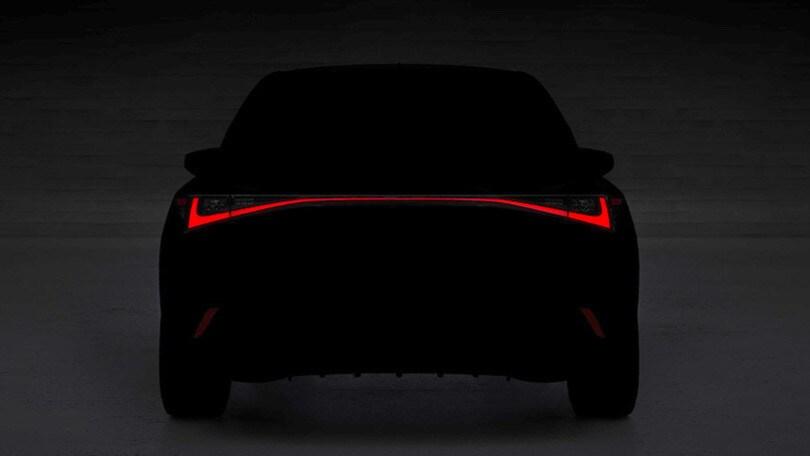 Nuova Lexus IS, presentazione online il 9 giugno