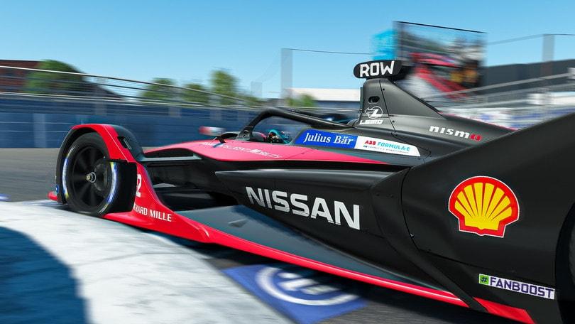 F. E Virtual Race, Vandoorne si prende New York e la vetta piloti