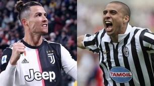 Juve, Ronaldo fa già meglio di Trezeguet: ecco perché