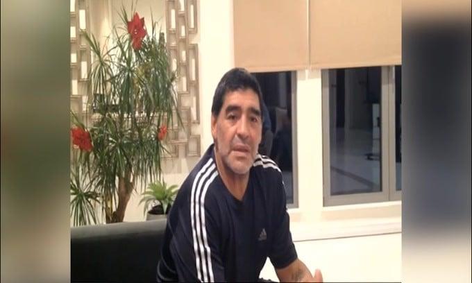 Maradona verso il rinnovo con il Gimnasia
