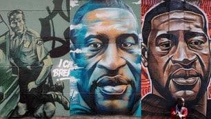 I murales per George Floyd: dal Belgio al Kenia, ecco gli omaggi