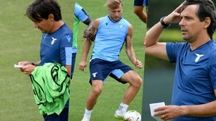 Lazio, corsa e tattica: Inzaghi già studia l'Atalanta
