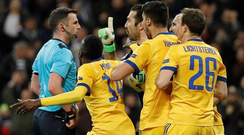 "Modric: ""Real Madrid-Juve? Il rigore era sacrosanto"""