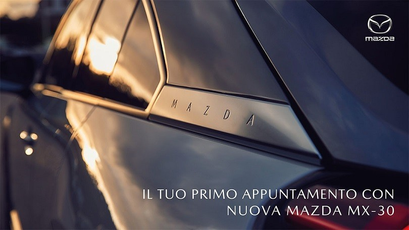 Mazda MX-30, un'esperienza virtuale per presentare l'elettrica ai clienti