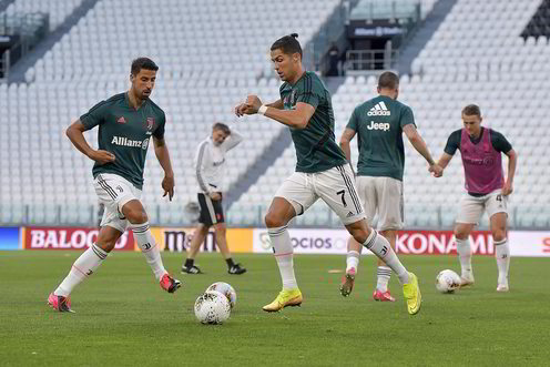 Juve di nuovo allo Stadium: Dybala falso nueve