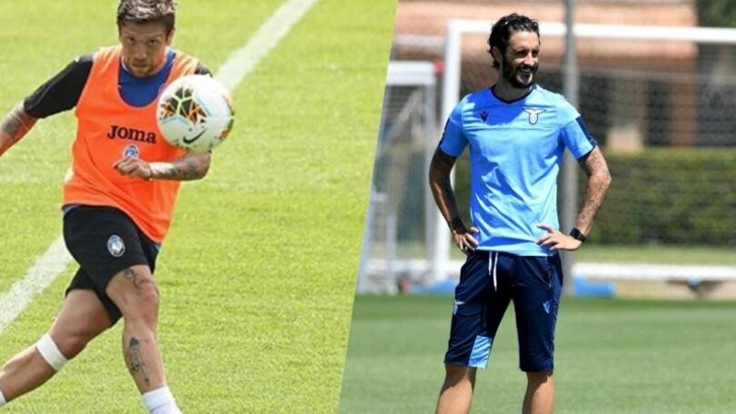 """Lazio, Luis Alberto commenta i colpi del Papu: """"Giocateli solo in allenamento"""""""