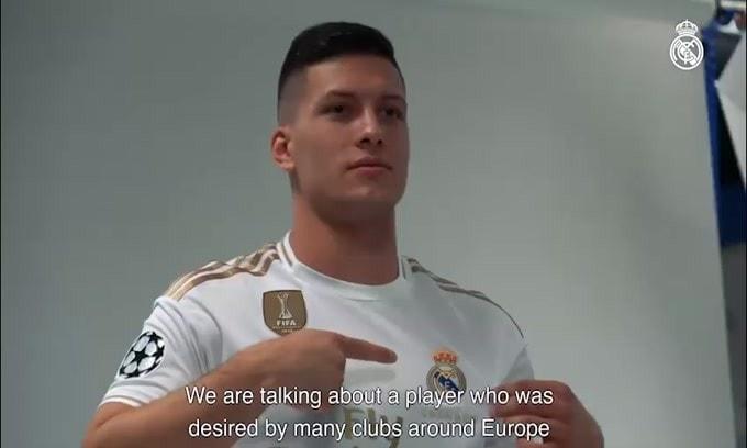 Real Madrid, ancora guai per Luka Jovic