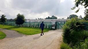 Balotelli allontanato dal centro sportivo del Brescia