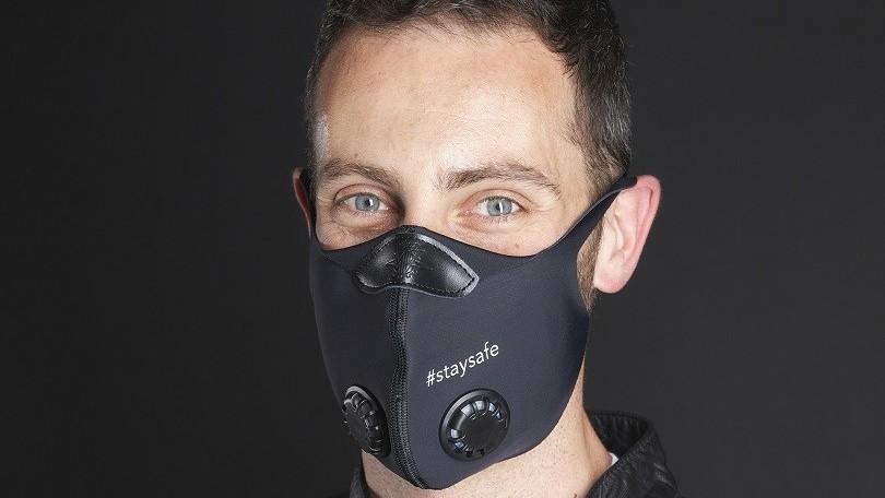 MV Agusta, ecco la mascherina della Casa di Schiranna