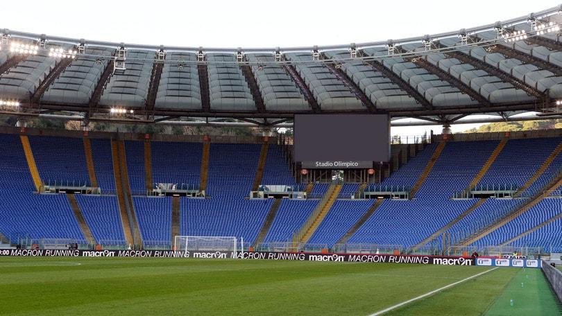 Minuto di silenzio prima delle semifinali di Coppa Italia: