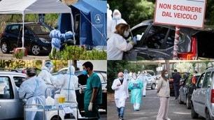 Coronavirus, focolaio al San Raffaele: partono i controlli a tappeto