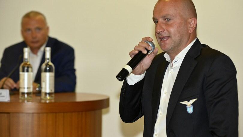 Lazio, promosso Tommaso Rocchi: sarà l'allenatore dell'Under 18