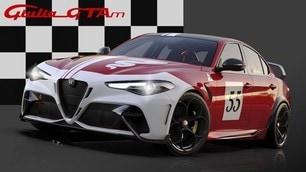 Alfa Romeo Giulia GTA, livree speciali: le immagini