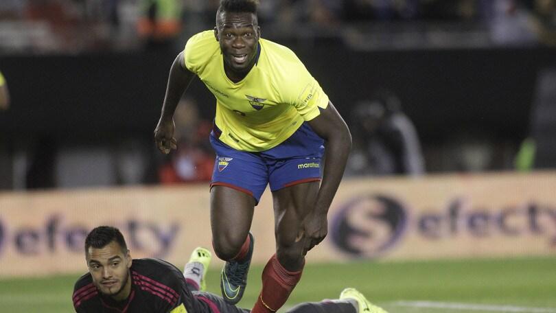 """Lazio, l'Ecuador chiama Caicedo: """"Speriamo nel suo ritorno, è giocatore top"""""""