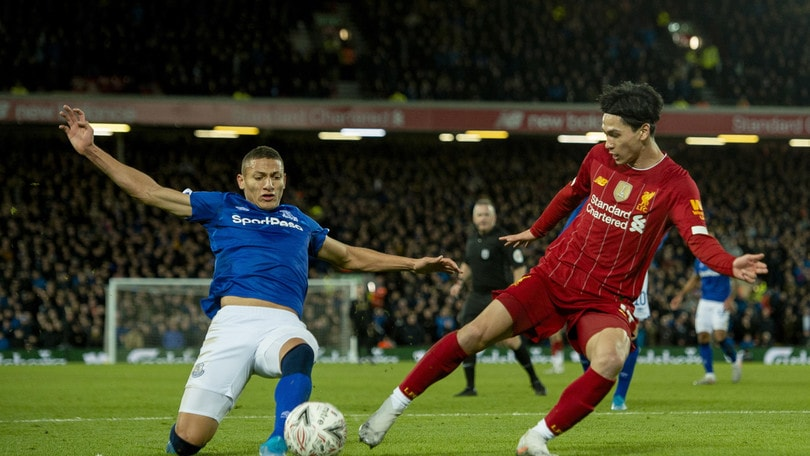 Everton-Liverpool, no campo neutro: si gioca al Goodison Park
