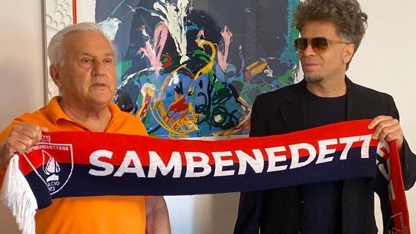 Sambenedettese, Serafino nuovo patron: