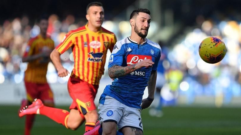 Napoli-Inter, Politano prepara la rivincita