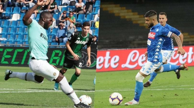 Coppa Italia Napoli-Inter, i rigoristi