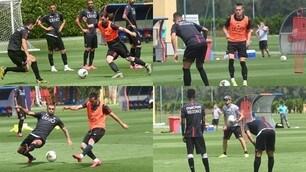 Bologna, Mihajlovic prova gli uno contro uno in vista della Juve